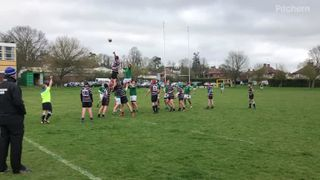 Beccs Academy V London Irish