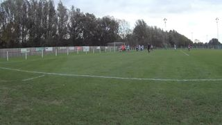 Goal Kempston Rovers v Hanwell