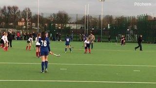 U13G Goal vs. Brooklands Dec 2017