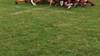Cambridge v WRFC (U16's) 17-19