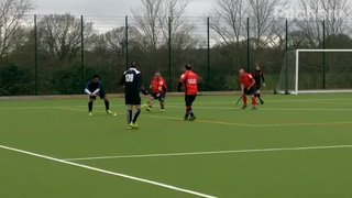 Action from the Holcobe 6s game