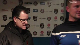 Gaffer's thoughts v Guiseley (14.01.2017)