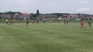 Tara Laughlin 3rd vs East Fife Violets