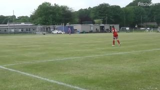 Tara Laughlin 1st vs East Fife Violets