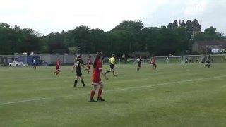 Louise McClelland vs East Fife Violets