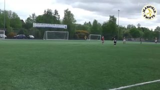 All the goals vs Hamilton Accies