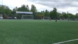 Eilidh Davies vs Hamilton Accies