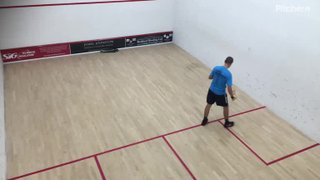 Hyde Squash 1 v The Northern 2