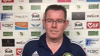 UCCtv Player Interview - Graeme McGowan (Aug '17)