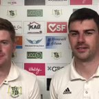 UCCtv - Si Evans/Tom Maguire 26 May '18