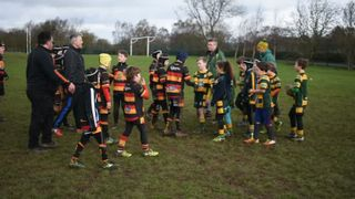 U10s Away to West Park