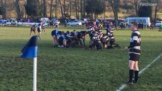 Bishop's second try