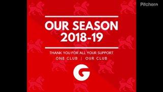 2018-19 Our season