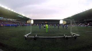 Billy Webb - Widnes 1-0 AFC Blackpool