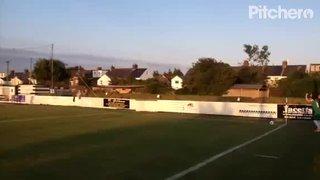 21/07/17 Danny Wisker scores v. Leatherhead