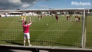 Dave Pilcher, 1-0, City v Erith Town