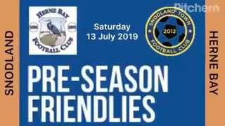 14/07/19 Snodland Town v Herne Bay