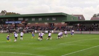 Goals Salisbury V Paulton