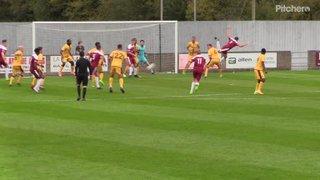 Goals Paulton V Sutton Utd