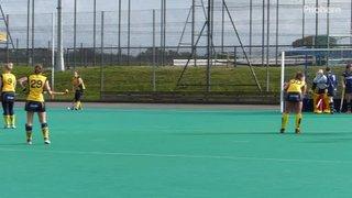 Aimee's corner goal - no.1