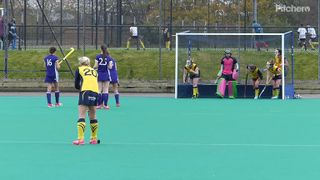 Siobhan's save from an Inverleith corner in a 3-1 win for our Ladies