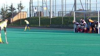 Alan converts an excellent tippy goal from a corner v Grammar 2nds_18 Nov 2017