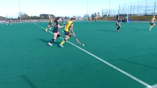 Open play goal by Merlins Gordonians v CALA