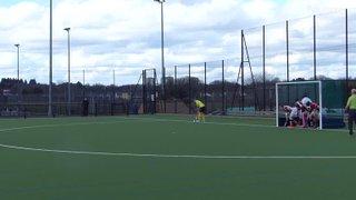 Scott Gilmour's corner goal v Grammar FPs 2nds