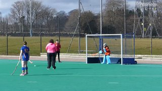 Ailsa's penalty flick for 2nds v University