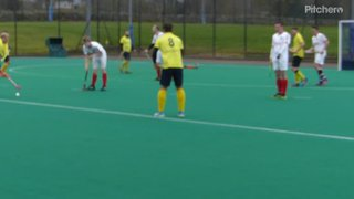 Alan Clark starts and finishes a long corner move for 2nds