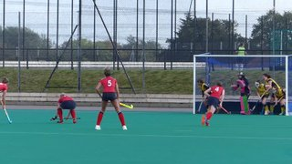 Siobhan saves from a Western Wildcats corner