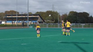 Merlins Gordonians come close in a short corner vs Western Wildcats