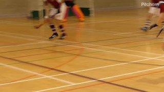 James scores a smart goal from open play v Grammar FPs 2nds