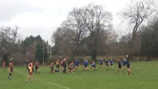 Open play vs Hertford u14