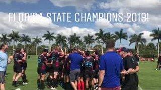 State Champions Celebrate