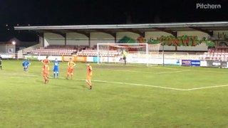 GOAL | Sam Jones (Conwy Borough U19 3-3 Bangor City U19)