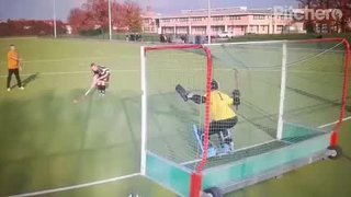 Penalty save v Bourne