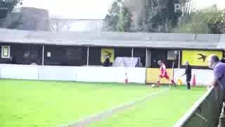 Seabourne scores vs Bloxwich Town (H)