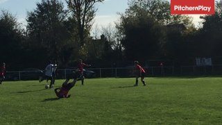 Daniel Henry scores for FC Premier