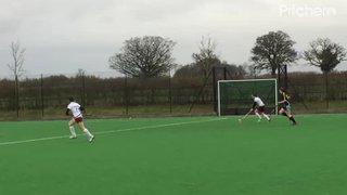 Sandra's goal
