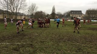 Benji B Try vs Eccles