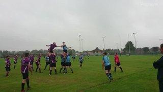 Kinross vs Blairgowrie RFC - 1st September 2018 - First Half Highlights