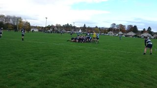 Blairgowrie vs Dundee University Medics - 27th October 2018 - Tries and Conversions