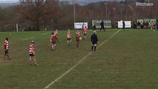 CRFC U13s vs Heathfield Pt1