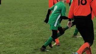 Maddies 2nd goal v Crendon Corinthians U13