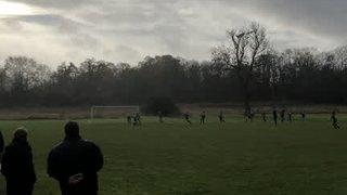 Katie O'Keeffe goal v Berkhampstead Raiders 1st dec 2018