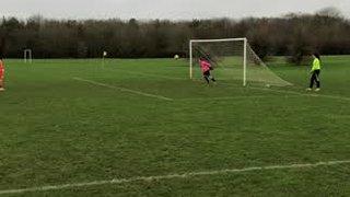 MK City 1st penalty (2-2)