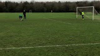 Kiera penalty (4-3)