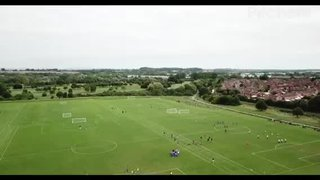 Inaugural Junior Football Festival - Drone Footage part 2