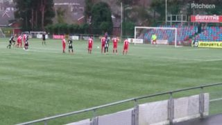 FAW Trophy Semi Final Penalty